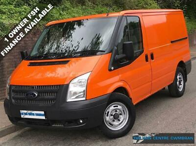 2014 Ford Transit 330 Swb Low Roof 2.2 Rwd Workshop Towing Rac Tailgate Choice
