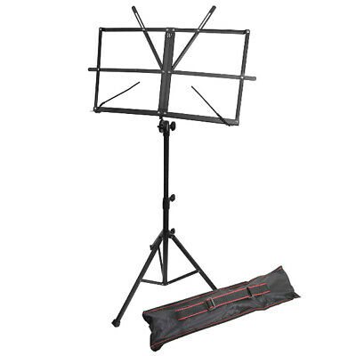 Windsor Music Stand With Bag Black