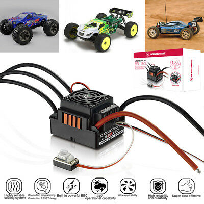 Hobbywing QuicRun Accessory - 1:8 Brushless Waterproof 150A ESC RC Car US