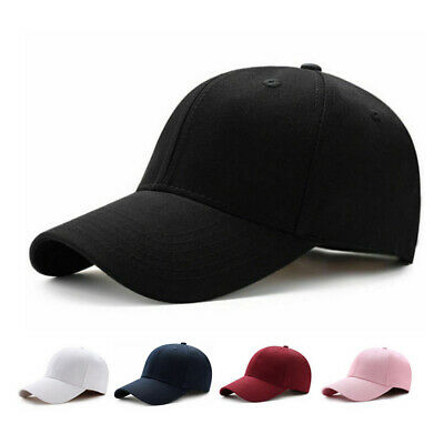 1e53a5557d0825 Men Women New Black Baseball Cap Snapback Hat Hip-Hop Adjustable Bboy Caps