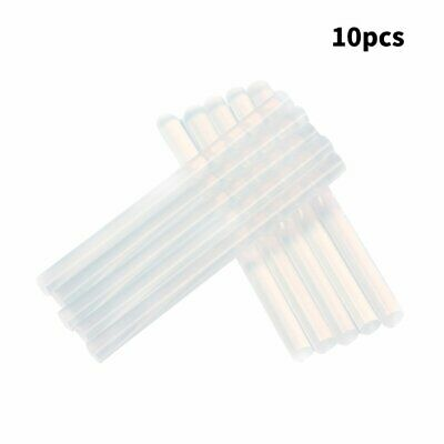 10Pcs/Lot 7mm x 100mm Hot Melt Glue Sticks Electric Glue Gun Repair Tools A