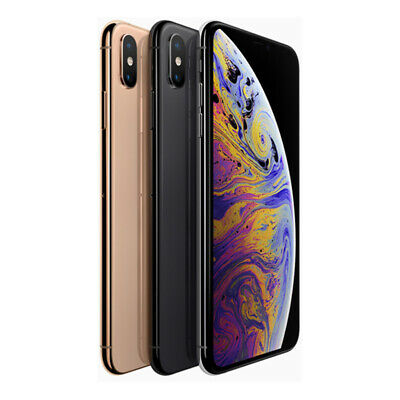 Apple iPhone XS - Grey / Gold / Silver - [Au Stock]