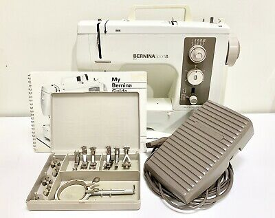 Vintage Bernina 801 Sport Sewing Machine - In Very Good Condition