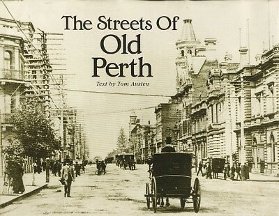 STREETS OF OLD PERTH fremantle swan river history western australia architecture