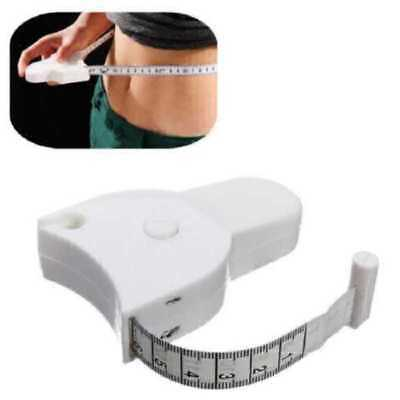 Body Fat Caliper+Body Mass Measuring Tape Tester Fitness Practical-Weight Loss#