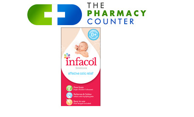 Infacol Baby Anti Colic Relief Drops 85mlx3