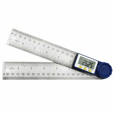 0-200mm Digital Display Angle Ruler Multi-function Square Ruler High-precisionNQ