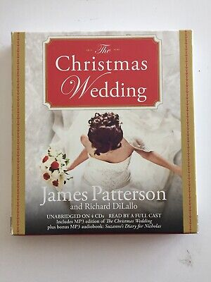 The Christmas Wedding- James Patterson Audio Book Unabridged