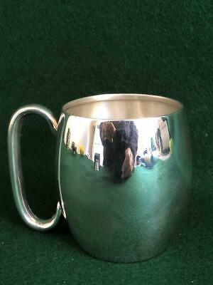 Wonderful B'ham 1921 H/M Sterling Silver Uninscribed Christening or Drinking Mug