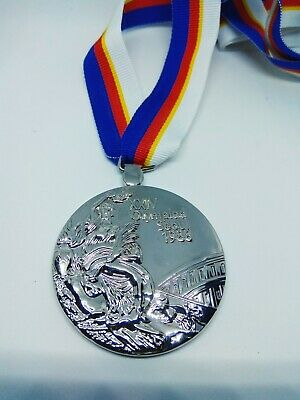 SEOUL 1988 Olympic Replica - SILVER MEDAL