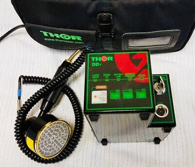 Thor DDV Veterinary Low Level Laser Therapy Portable Machine