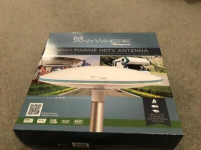 Shakespeare, ANYWHERE 14 INCH MARINE HDTV ANTENNA HDTV-MAR14