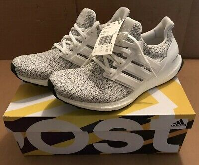 lowest price 82467 09186 DS ADIDAS ULTRA Boost 4.0 Non Dye Cloud White F36155 Men's US 9