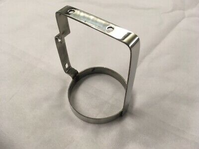 Classic Car Washer Bottle Bracket 13H232 In Stainless Steel