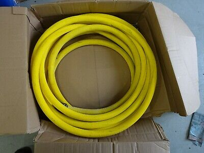 "Mercedes Boostlite Hose, 1"" NH x 100', 400 PSI, Yellow, Fire Booster Reel"