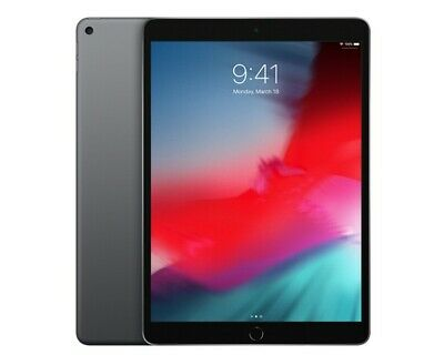 Apple iPad Air (2019) mit 64GB, WiFi, space grey MUUJ2FD/A