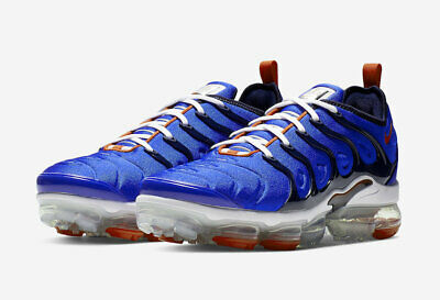 Men's Nike Air Vapormax Plus Running Shoes Racer Blue/Red-Obsidian Cj0553-400