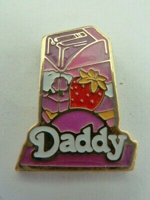 Pin's  Alimentation   /  Le Sucre  /  Daddy