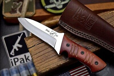 CFK IPAK Handmade D2 Modern Mini Hunting Caping Survival Bug-Out Blade Knife