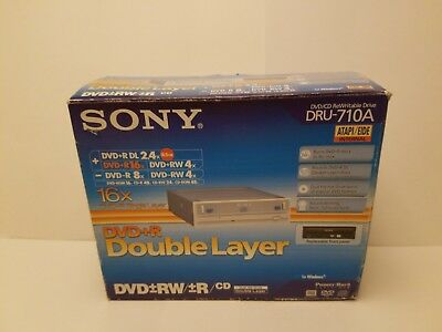 SONY DRU-710A DRIVER FOR WINDOWS 10