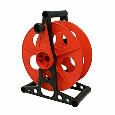 Coleman Cable E-103 Cord Storage Reel, Holds Up To 150 Feet