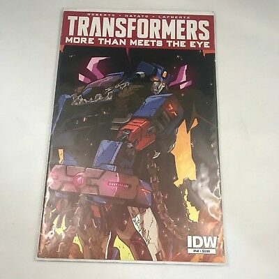 Transformers More than Meets the Eye (IDW) #48 2015 VF