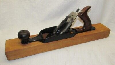 "Vintage Transitional Fore Plane - 18"" Long 2 1/2"" Cutter"