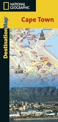 Cape Town Destination City Maps (Ci... by National Geographic  Sheet map, folded