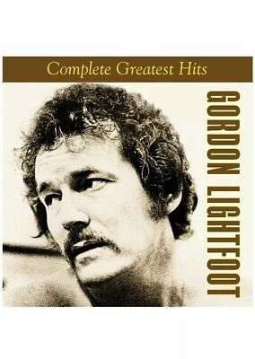 Gordon Lightfoot - The Complete Greatest Hits [New CD]read Description