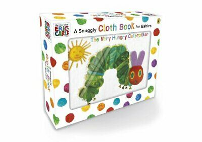 The Very Hungry Caterpillar Cloth Book by Carle, Eric Book The Cheap Fast Free