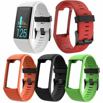 Replacement Silicone Wrist Sport Band Strap For Polar A360 A370 Smart Watch AU