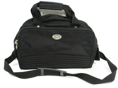 REXFORD RICARDO BEVERLY HILLS Carry-On Tote Travel Bag Black Luggage