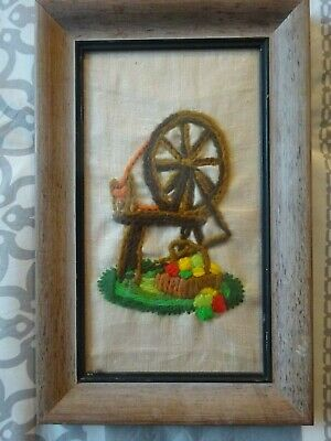 Wool Artwork-Framed