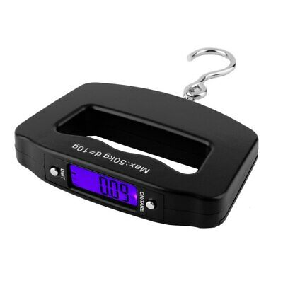 50 kg Digital Luggage Scale Portable Weighing Weight Suitcase Travel Scale