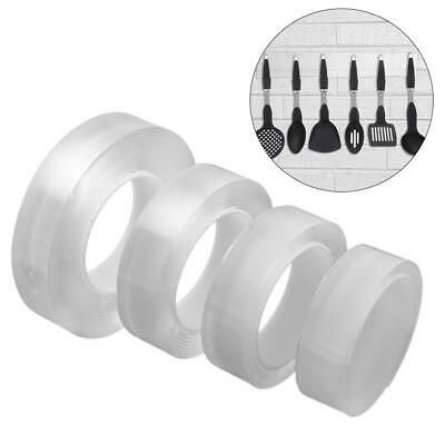household Magic Tape Washable Adhesive Tape Double-sided Nano Invisible Gel Tape