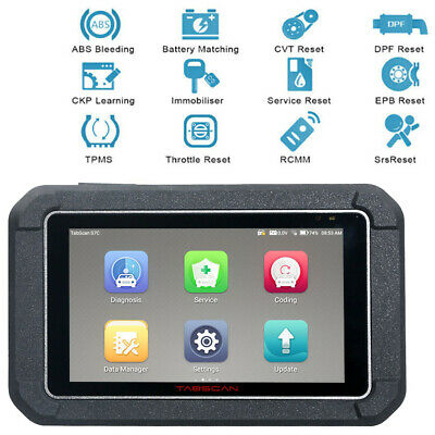 OBD2 DIAGNOSTIC SCANNER ECU Coding Immobilizer Wifi Full