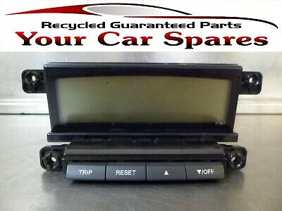 Kia CEE'D Digital Display 06-12 Mk1