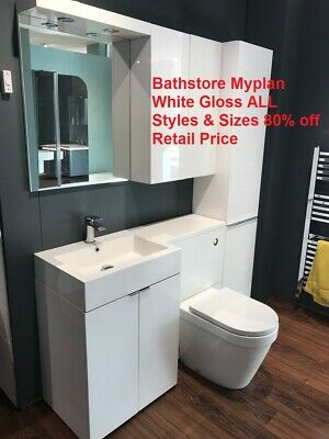 Stupendous Myplan Bathstore Vanity Cabinet Sink Basin Tall Mirror Gmtry Best Dining Table And Chair Ideas Images Gmtryco