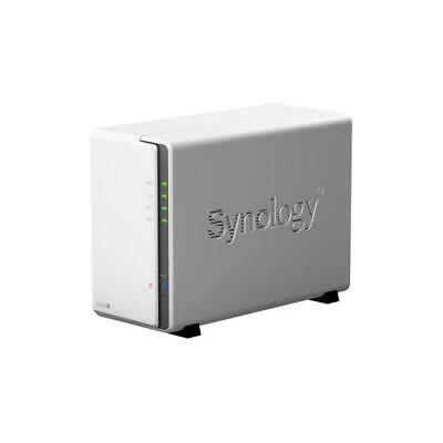 Synology DiskStation DS218J 2 x Total Bays SAN/NAS Storage System DS218J/6TB-IW