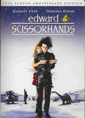 Edward Scissorhands (Full Screen Anniversary Edition) - DVD