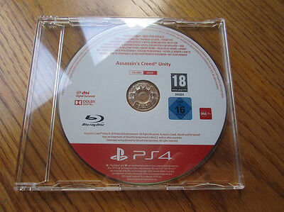Assassins Creed Unity PROMO – PS4 ~ NEW (Full Promotional Game) PlayStation 4
