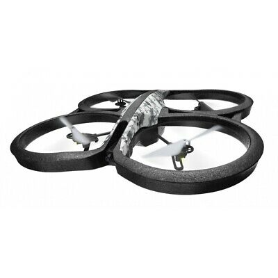 Parrot AR.Drone 2.0 Elite Edition Snow Drone Drohne Quadrokopter Appsteuerung