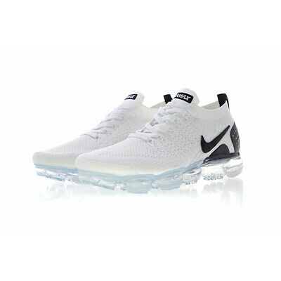 Sale- Nike Air Vapor Max Flyknit 2.0 Men's Running Shock Absorption Shoes -Sale
