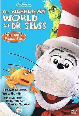 The Wubbulous World of Dr. Seuss - The Cat's Musical Tales - DVD