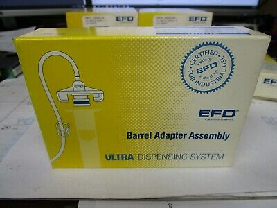 Efd 3Cc Barrel Adaptor Assembly #1000D5148 Sold As Each