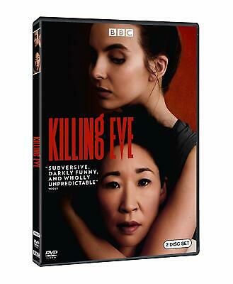 BBC Killing Eve Season 1 One Complete Collection DVD Box Set First TV Series New