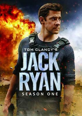 Jack Ryan Tom Clancys Season 1 Complete Collection DVD Box Set First Series New