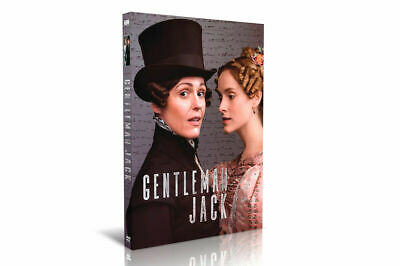 Gentleman Jack 2019 Season 1 Complete DVD Box Set First Series Pre-Order 15-07