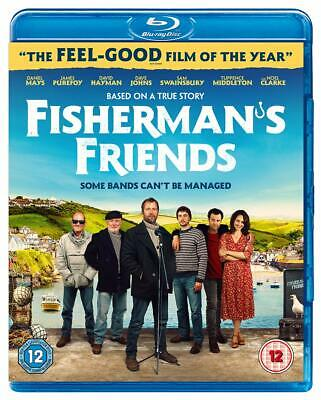 Fisherman's Friends  with  Daniel Mays New (Blu-ray  2019)