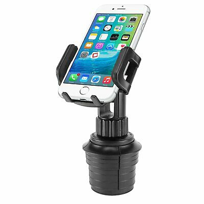 Car Cup Holder Mount Adjustable Smart Phone Cradle For Samsung iPhone  7 8 Plus